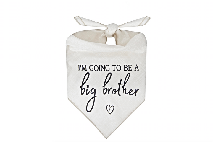 I'm Going to be a Big Brother - Ivory