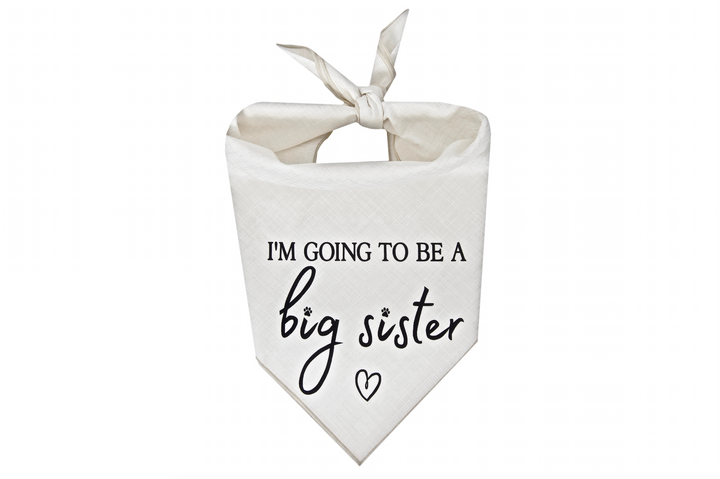I'm Going to be a Big Sister - Ivory