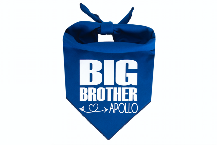 Big Brother Personalized - Royal