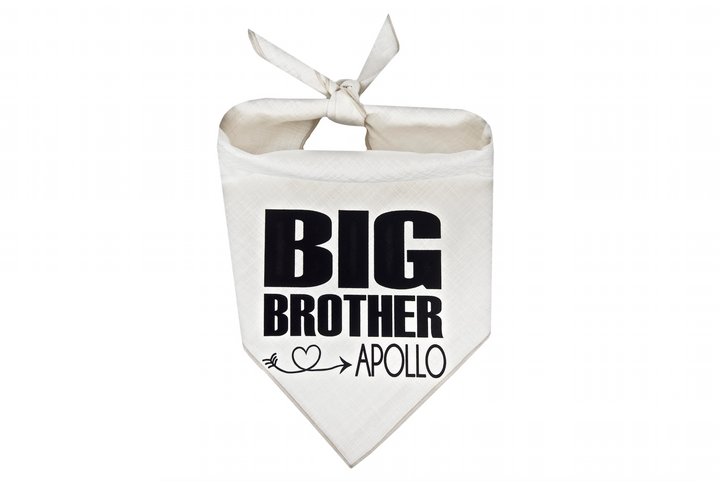 Big Brother Personalized - Ivory