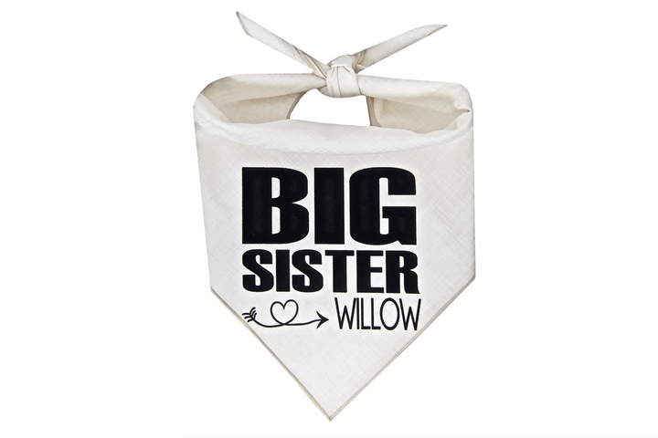 Big Sister Personalized - Ivory