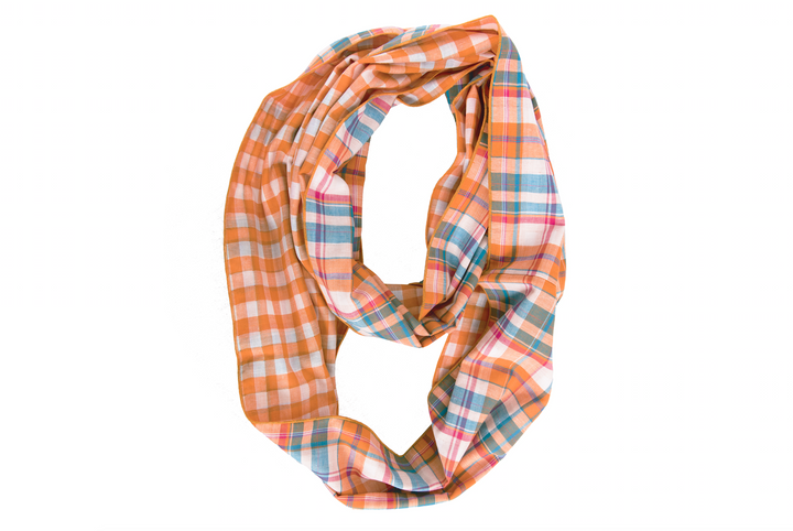 Clementine Infinity Scarf