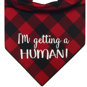 I'm Getting a Human! (Red)
