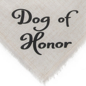 Dog of Honor (Black)