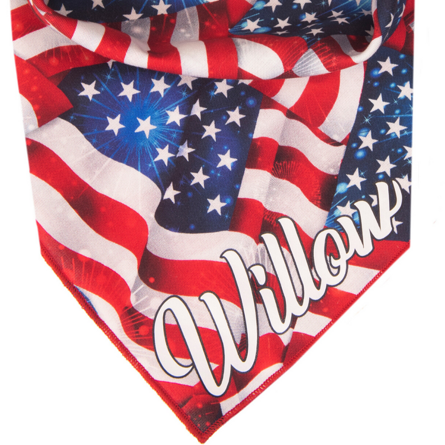 Old Glory Personalized Set