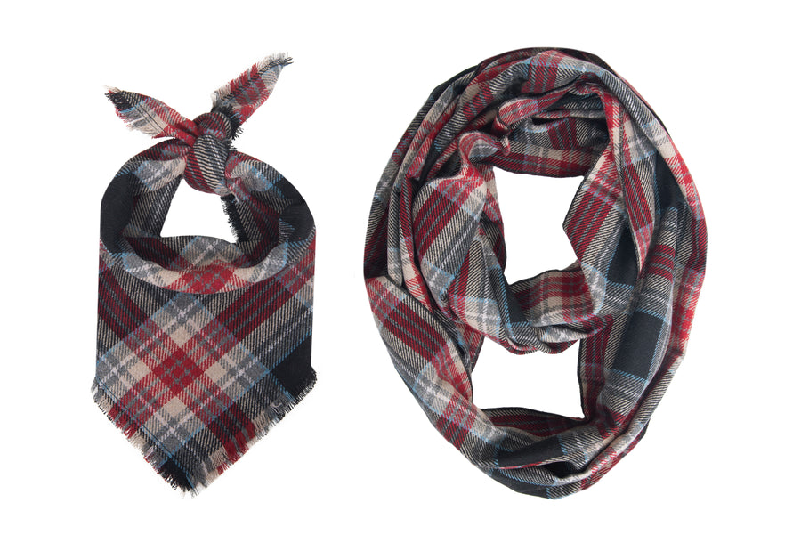 Kingston Fray Bandana + Scarf