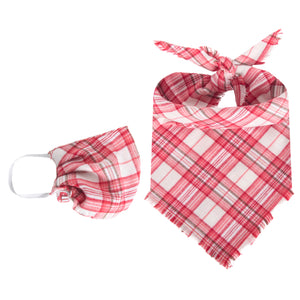 Romance Flannel Fray Set