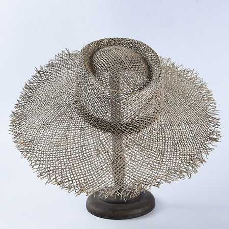 Breathable Straw Beach Sun Hats