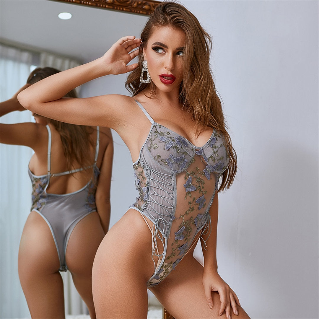 Gray women's intimates silk bra and shorts set sports bra and thong sets cheap intimates online women's intimate apparel brands lace bralette set all lace bra lace one piece bodysuit high end bustier black lace bodysuit corset with underwire bra bodysuit outfits lace one piece jumpsuit strapless corset bodysuit
