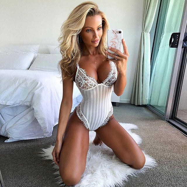 Night Out Lace Bodysuit