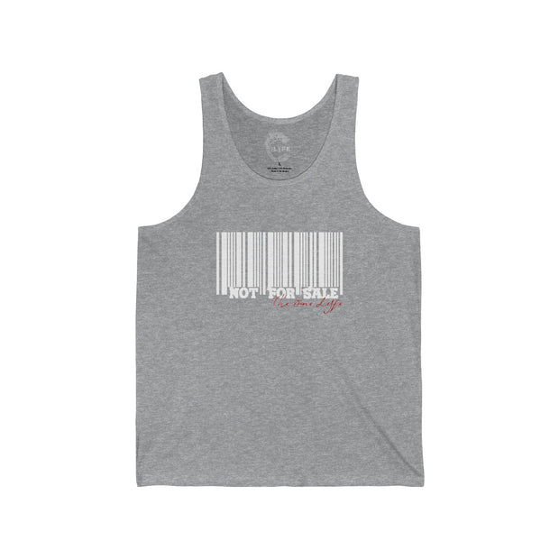 Not For Sale Tank - Human Trafficking Mission
