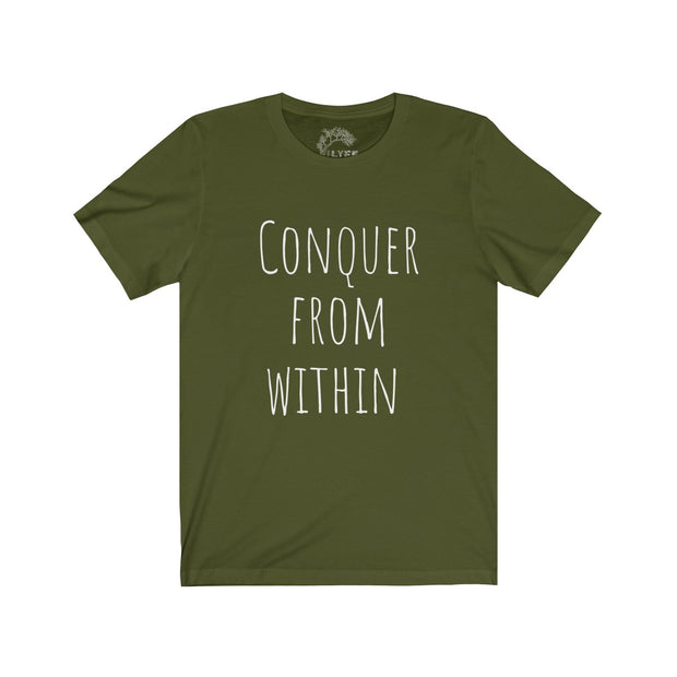 Conquer From Within Tee
