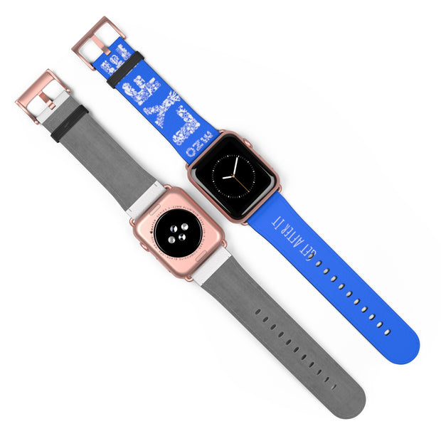 The Original Watch Band-Blue