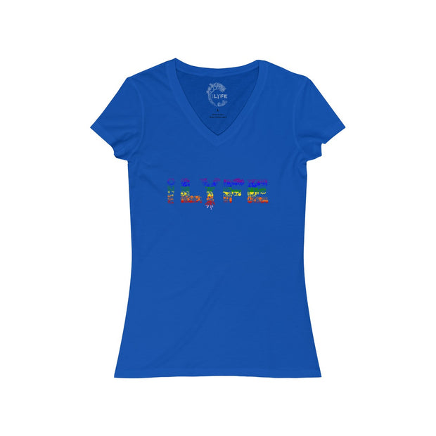 Women's Pride V-Neck X