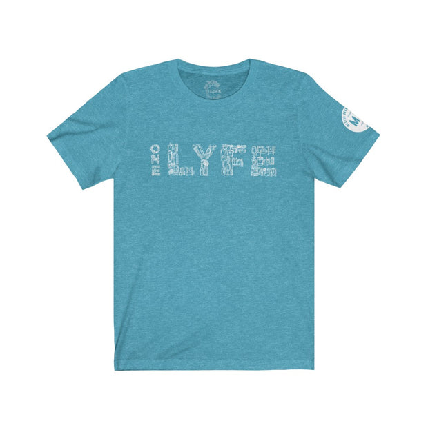 One Lyfe Tee - Beer Lover Inspired *MBA Version