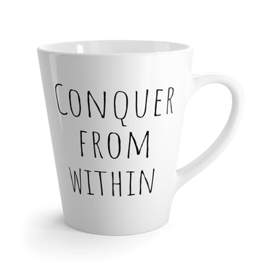 Conquer from Within Mug