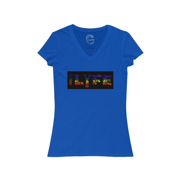 Women's Pride V-Neck XB