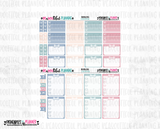 Mermazing Printable Planner Stickers