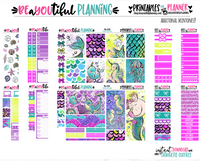 Mer-Dad Printable Planner Stickers