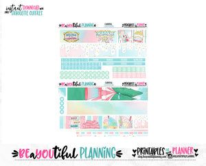 Carnival Monthly B6 Printable