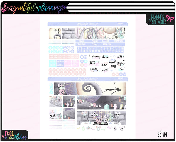 What's This Monthly Printable *Choose Your Planner*