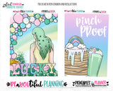 Lucky Pinch Proof Cover Printable