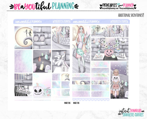Whats This Weekly Printable Planner Stickers