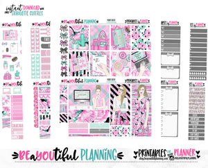 Very Busy Weekly Printable