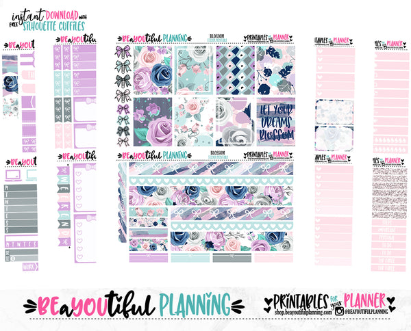 Blossom Weekly Printable