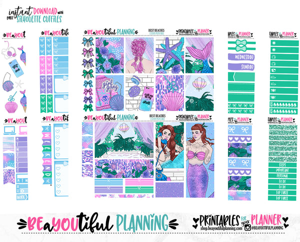 Best Beaches Weekly Printable