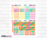 Life is Short Printable Planner Stickers