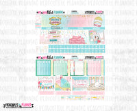 Carnival May Foil Ready Monthly Printable