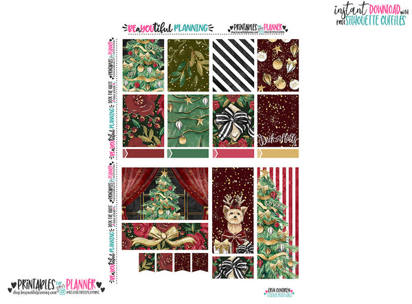 Deck the Hall Weekly Printable