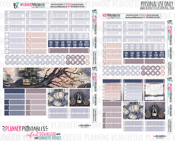 October Monthly Printable