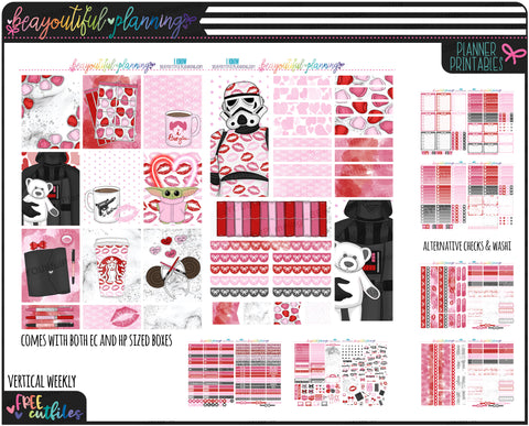 I Know Weekly Printable *Choose Your Planner*