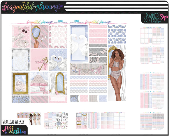 Eternal Weekly Printable *Choose Your Planner*