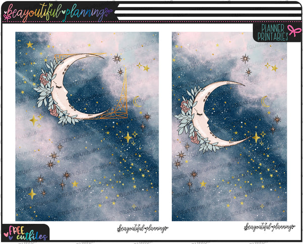 Zodiac DIY Printable Cover *Choose your sign*