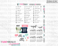 August Monthly Holidays Printable