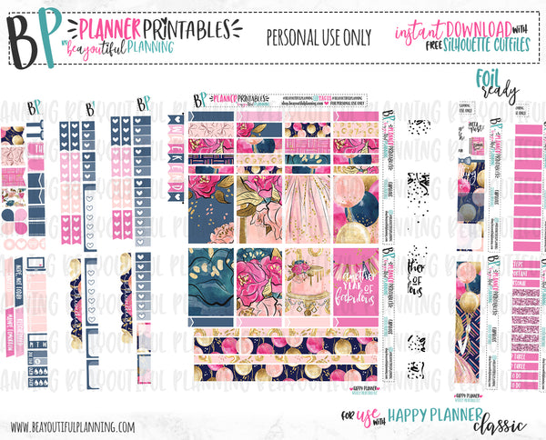Another Year of Fabulous Printable
