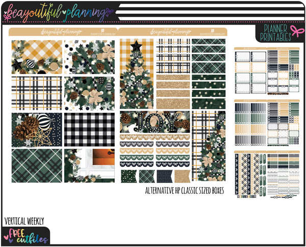 Joy Weekly Printable *Choose Your Planner*