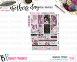 Mothers Day Weekly Printable