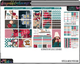 Home for the Holidays Weekly Printable *Choose Your Planner*