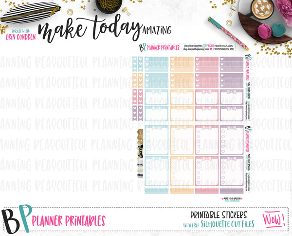 Make Today Amazing Printable