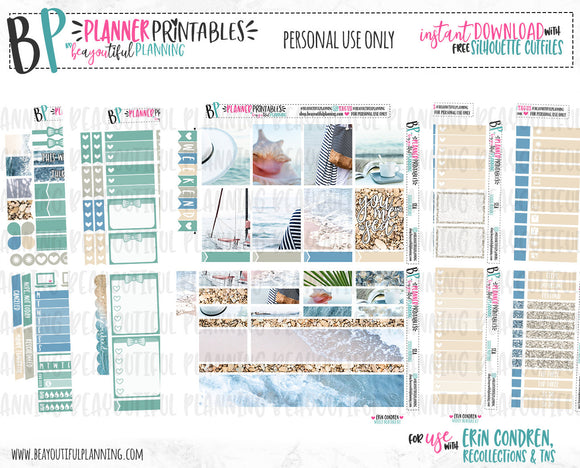 Sea Life Printable Weekly