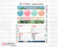 August Notes Page Printable