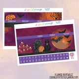 Full Moon - Monthly Printable *Choose Your Planner*