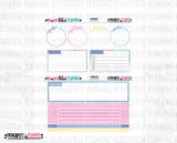 Mermaids Notes Page Printable