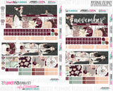 November Monthly Printable