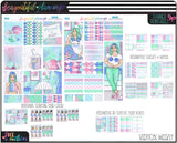 Mermazing Weekly Printable *Choose Your Planner*