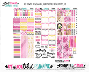 XOXO Mom Hobonichi Weeks Printable